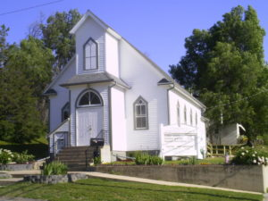 Emmanuel Baptist Church Building Belle Fourche SD